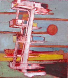 Mike Bruchner - Ausstellung im Kunstraum Potsdam
