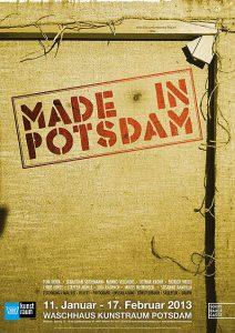 Made in Potsdam 2013 - Ausstellung im Kunstraum