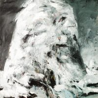Lutz Friedel – Heuhaufen 1990