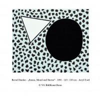 Bernd Damke – Sonne, Mond und Sterne1991